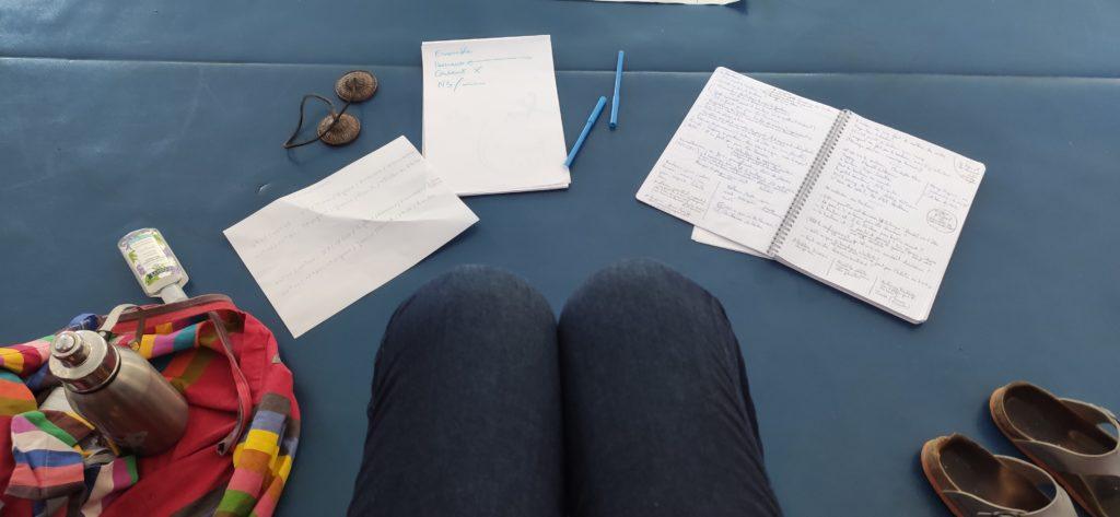 Atelier philo en cours...